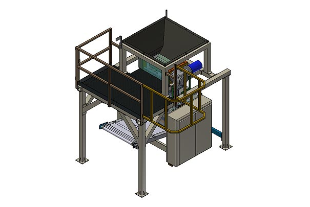 Alimentador automático de masa