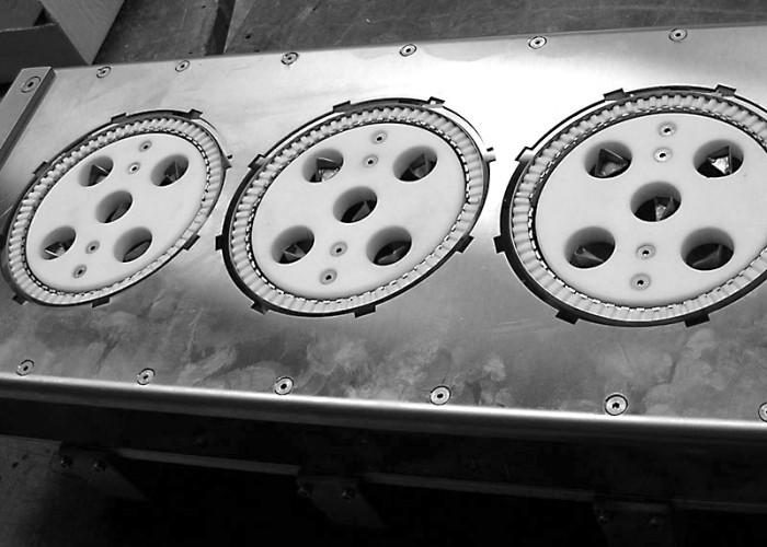 Circular Pie die (250 gr)